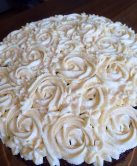 amaChocolate Amarula Cake