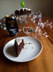 Guinness Chocolate Cake