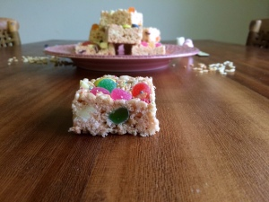Rice Crispies treats
