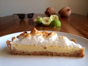 Mozambique Meringue pie