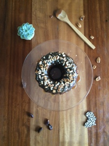 Date and Pecan Cake